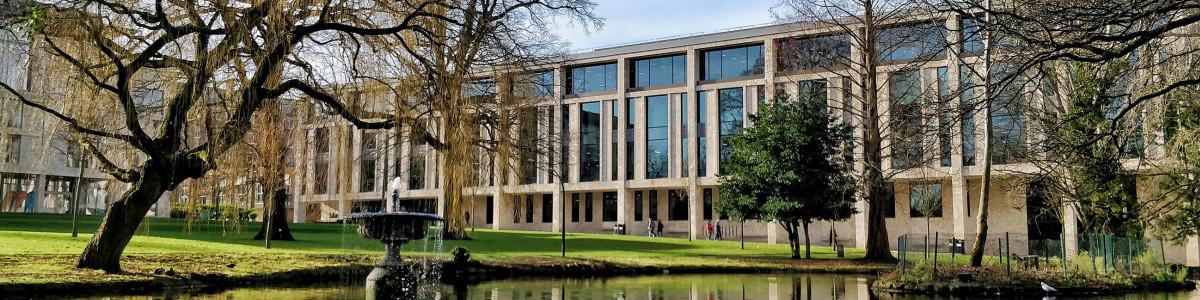 University of Roehampton cover